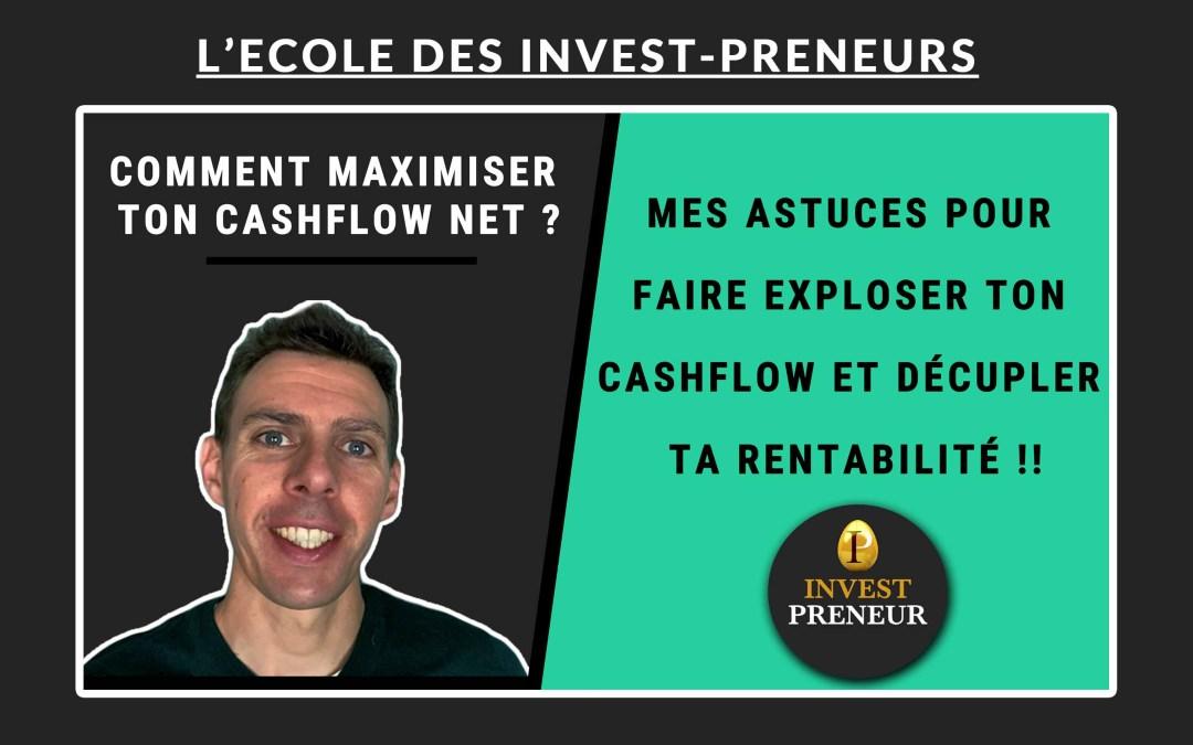 🥇 4 astuces pour maximiser le cashflow d'un investissement immobilier locatif