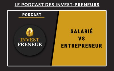 PODCAST: Salarié VS Entrepreneur