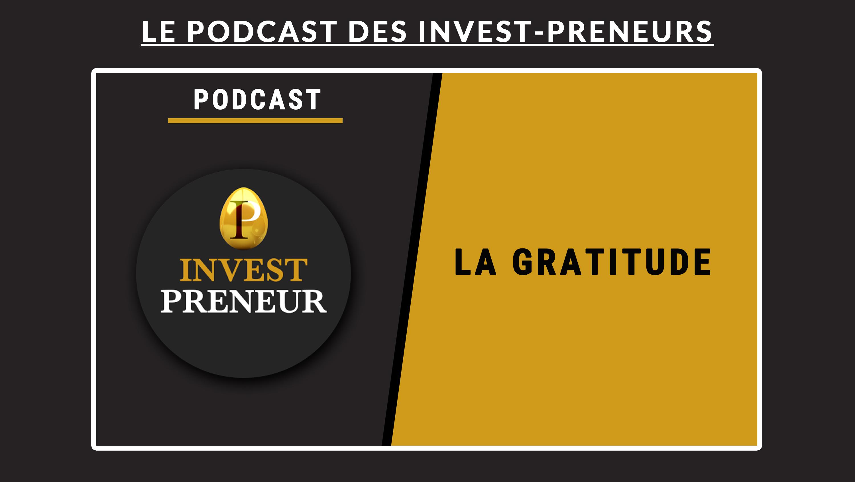 PODCAST: La gratitude
