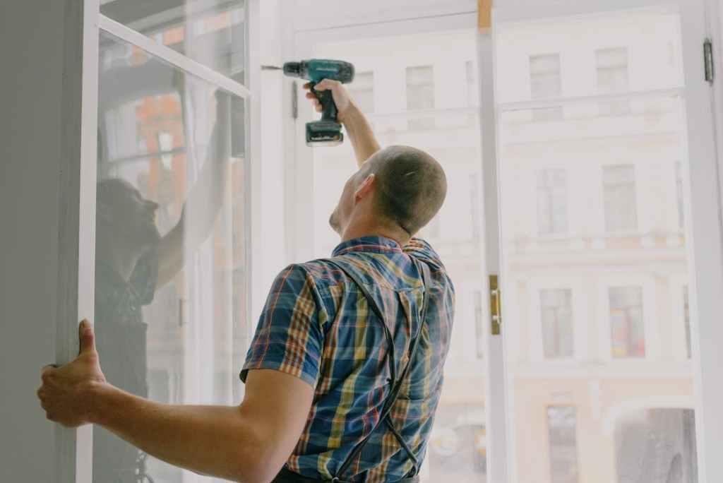 Devenir rentier immobilier - Certains travaux de renovation sont nécessaires